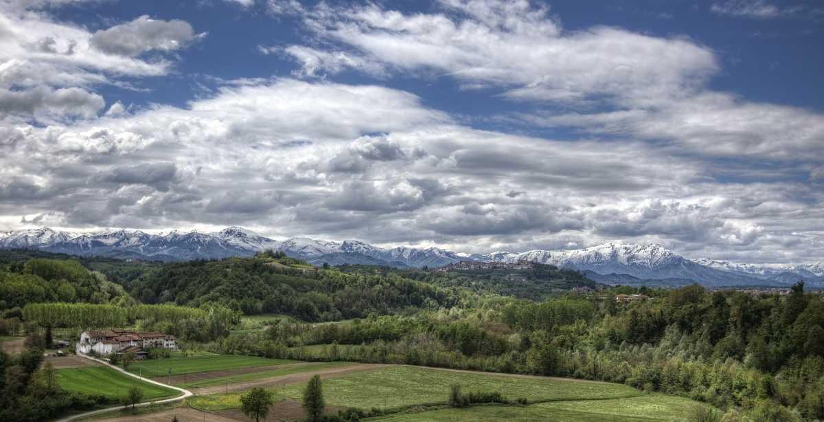 ...Alps of Italy...