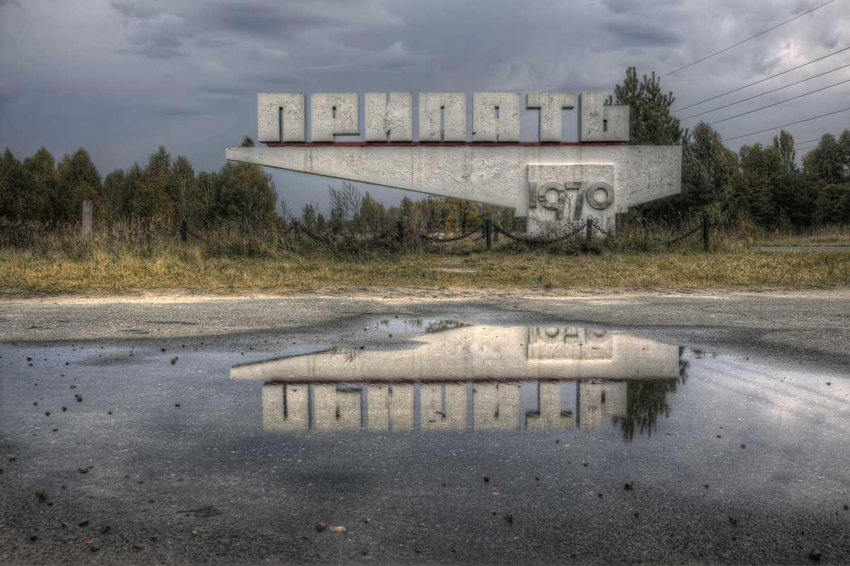 ...Pripyat...