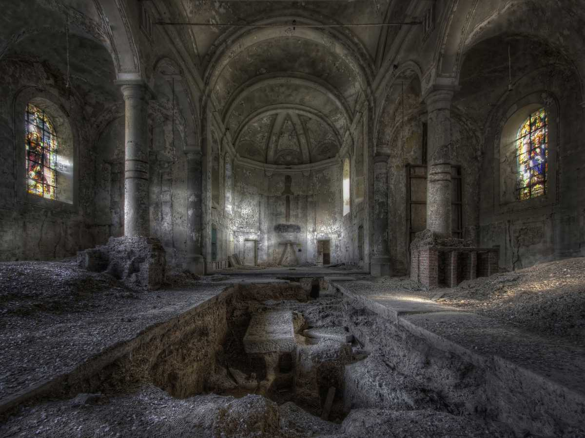 ...The Emptyland of Afterlife...