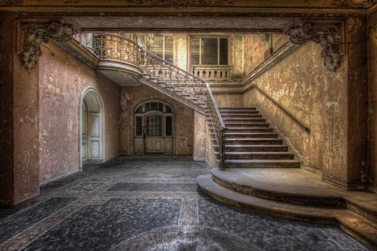 ...The Pavillion of Dreams...