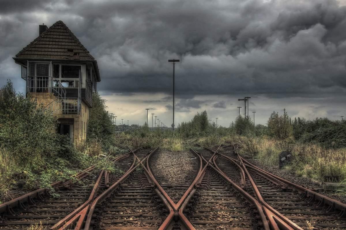 ...Crossroads...