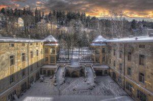 ...Wintergarden Sunrise...