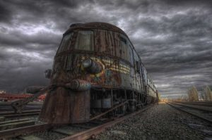 ...The Ghost Express...