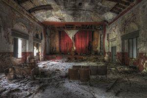 ...Eden Theatre...