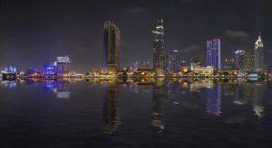...Skyline Saigon...