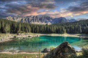 ...The Emerald Lake...