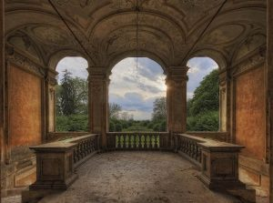 ...The Garden of the Arcane Delight...