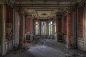 The Room of Ancillary Dreams...