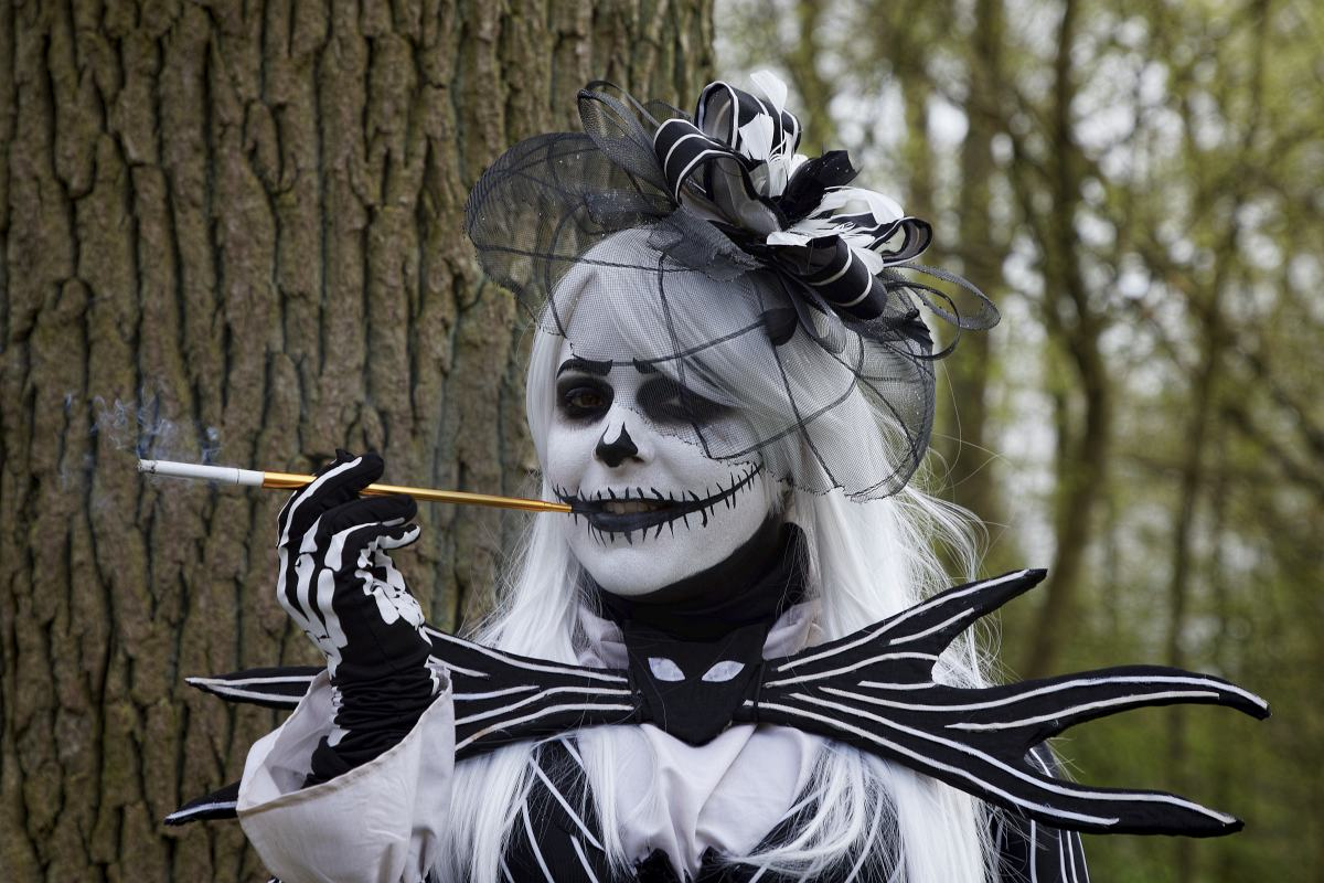 ...Miss Skellington...