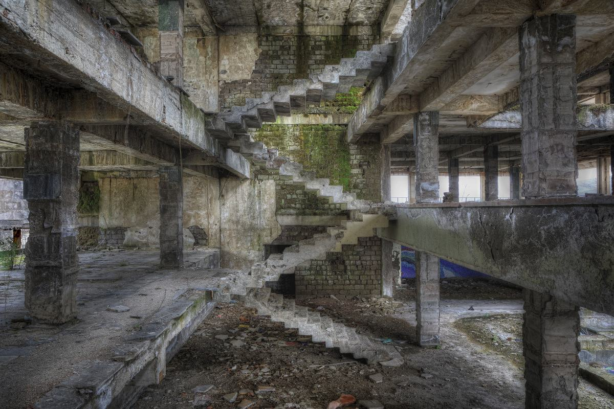 ...Communist Concrete...