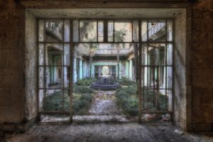 ...Serenity Window...