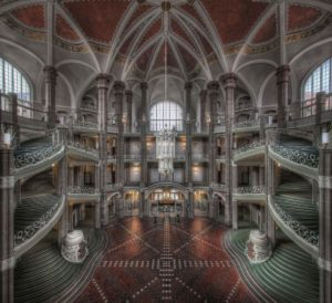...Geometry Cathedral...