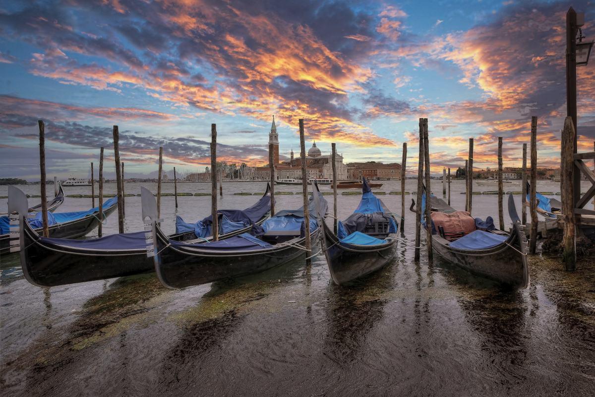 ...Venetian Sunset...